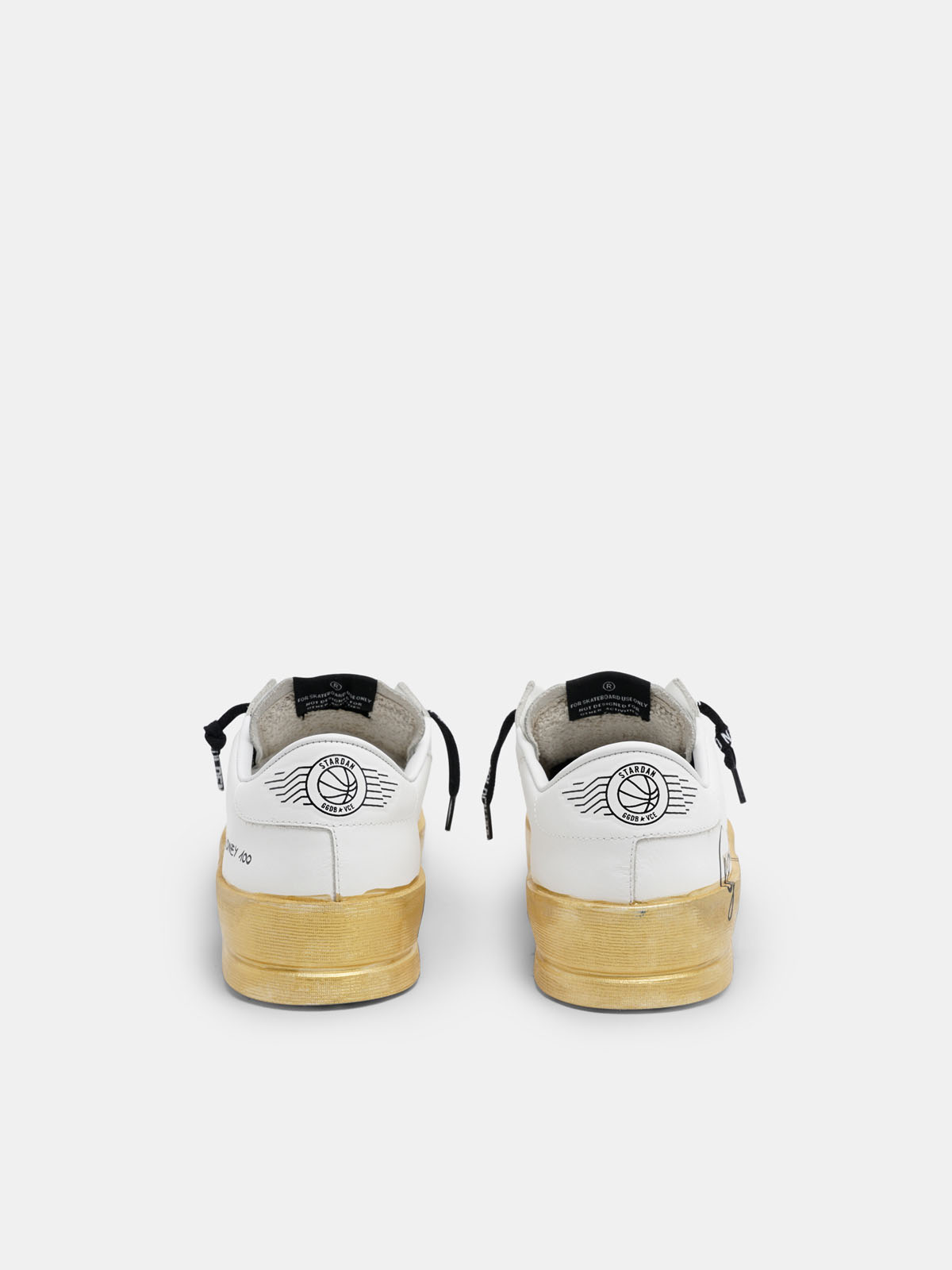 Golden Goose - Women's sneakers Stardan Limited Edition Sydney 100 in