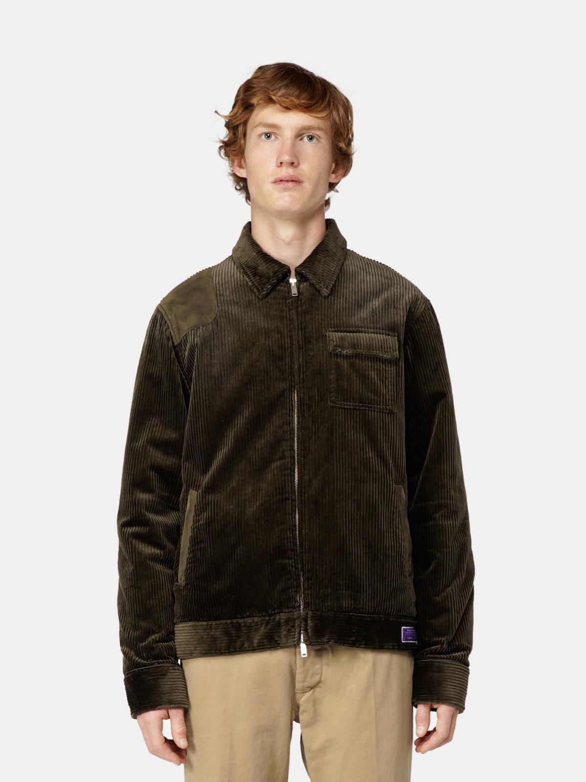 Golden Goose - Anselmo corduroy jacket in