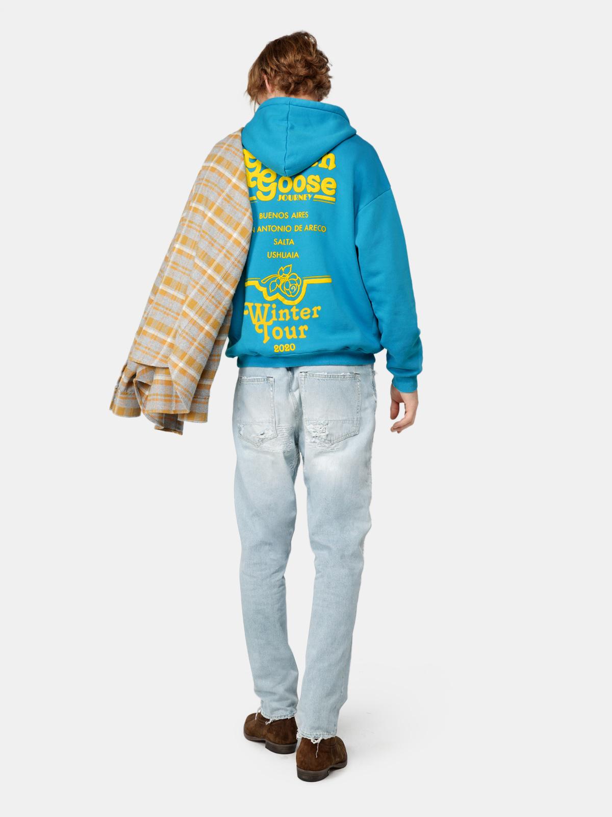 Golden Goose - Argentina Travel Guide sweatshirt in