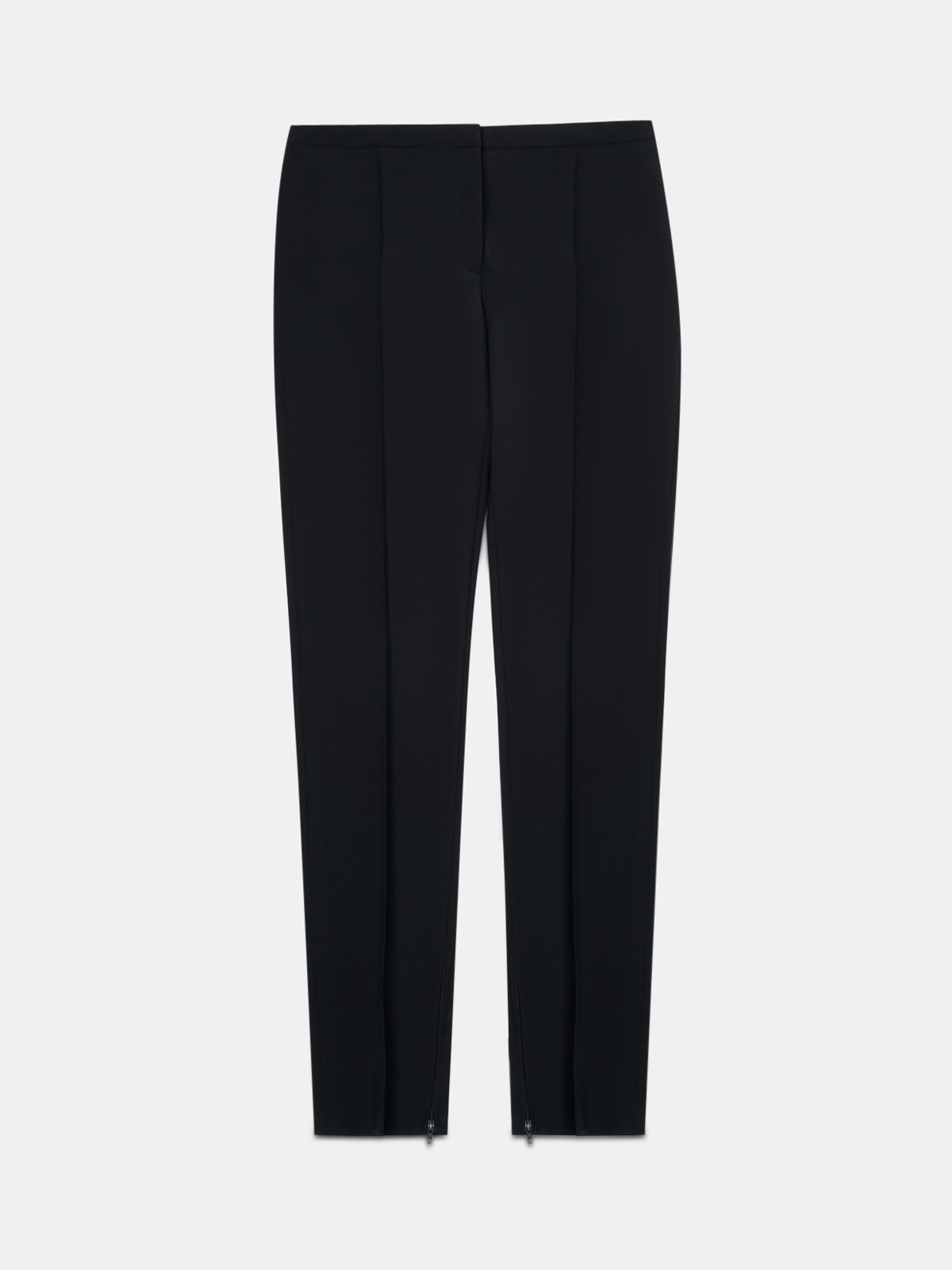 Golden Goose - Black Alceste skinny-fit trousers in
