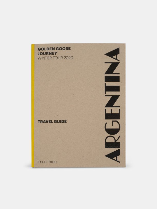Golden Goose - TRAVEL GUIDE Argentina Issue 3 in