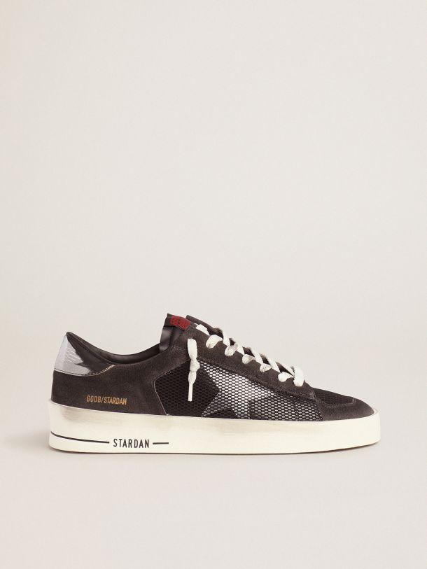 Zapatillas deportivas Stardan negras con estrella metalizada