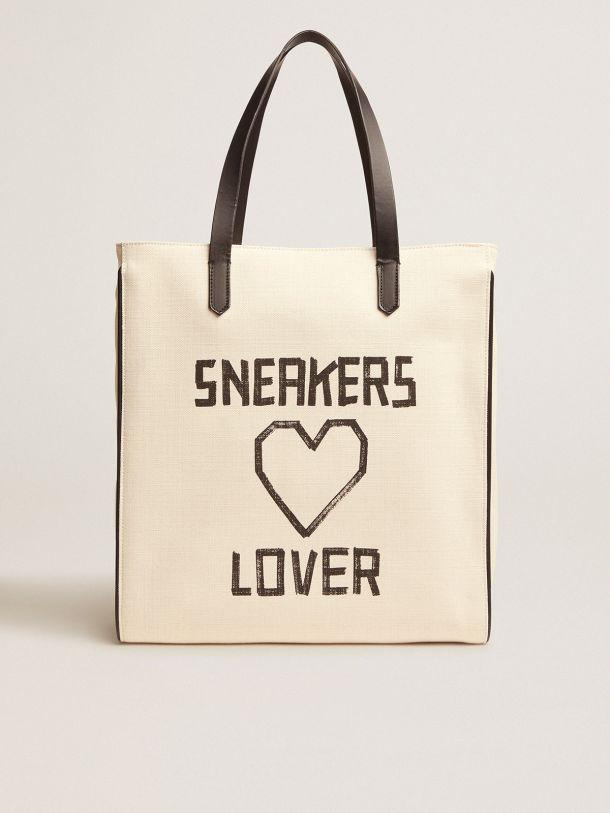 """Sneakers Lovers"" North-South California Bag"