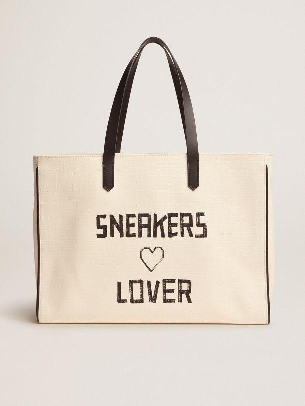 Golden Goose - Sac California East-West « Sneakers Lovers » in