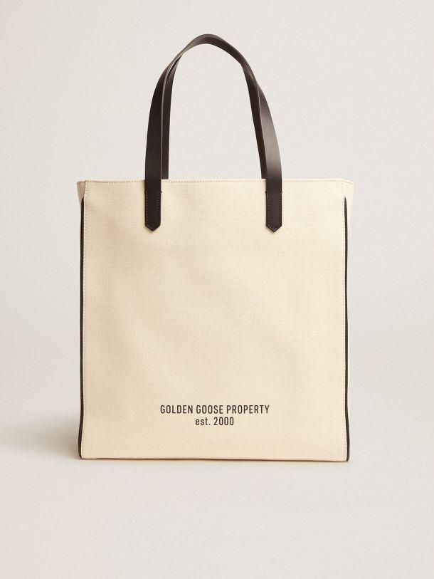 "Golden Goose - ""Golden Property"" North-South California Bag in"