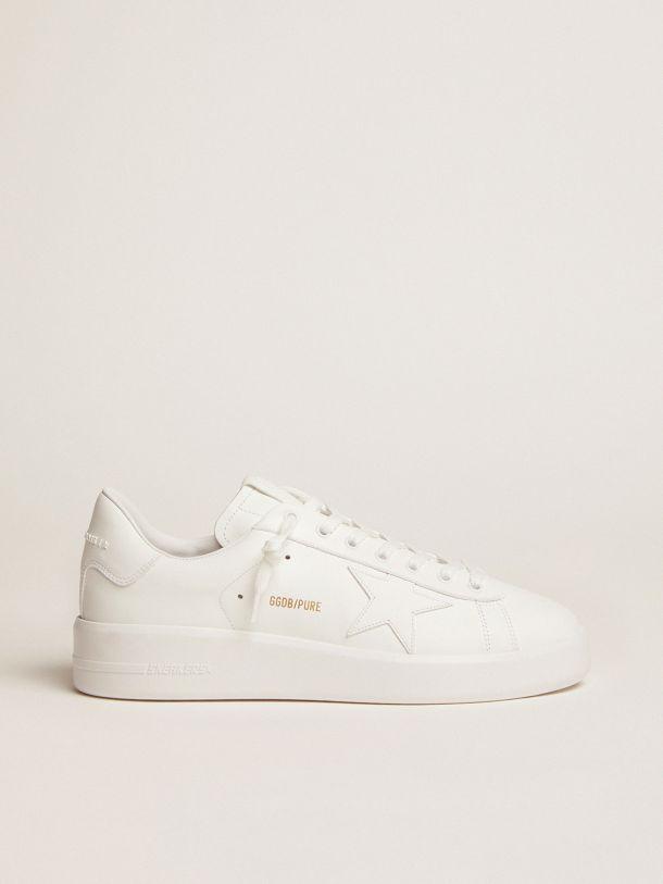 Golden Goose - PURESTAR white sneakers in