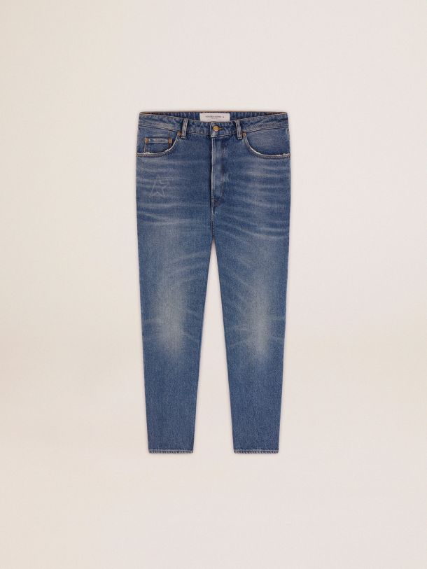 Golden Goose -  Golden Collection slim-fit jeans with a medium wash in