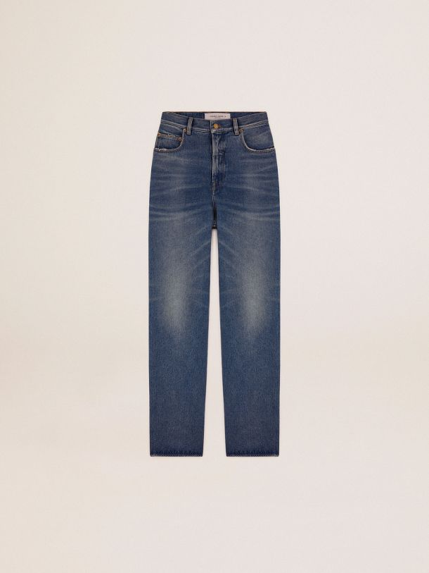 Golden Goose - Golden Collection Kim jeans with a medium wash in