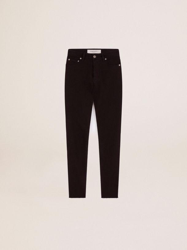 Golden Goose - Golden Collection black skinny jeans in