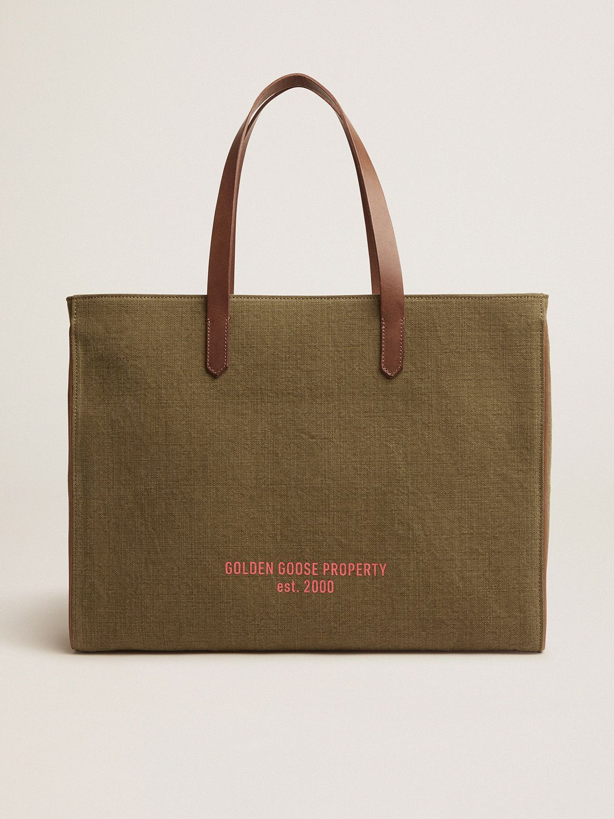 Golden Goose - Golden Property East-West California Bag in