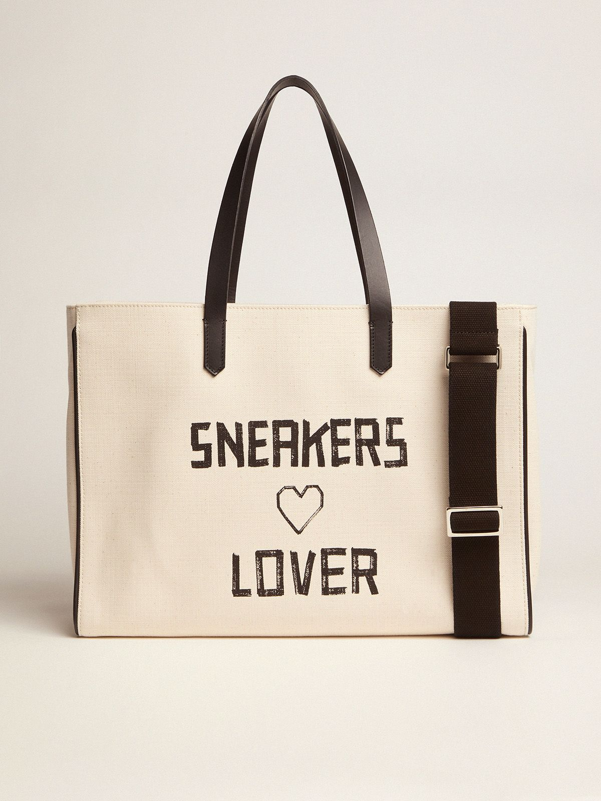 "Golden Goose - Borsa California East-West ""Sneakers Lovers"" in"