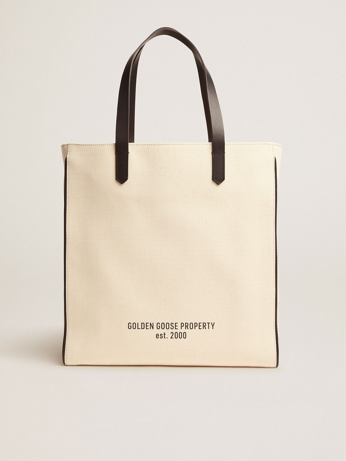 """Golden Property"" North-South California Bag"