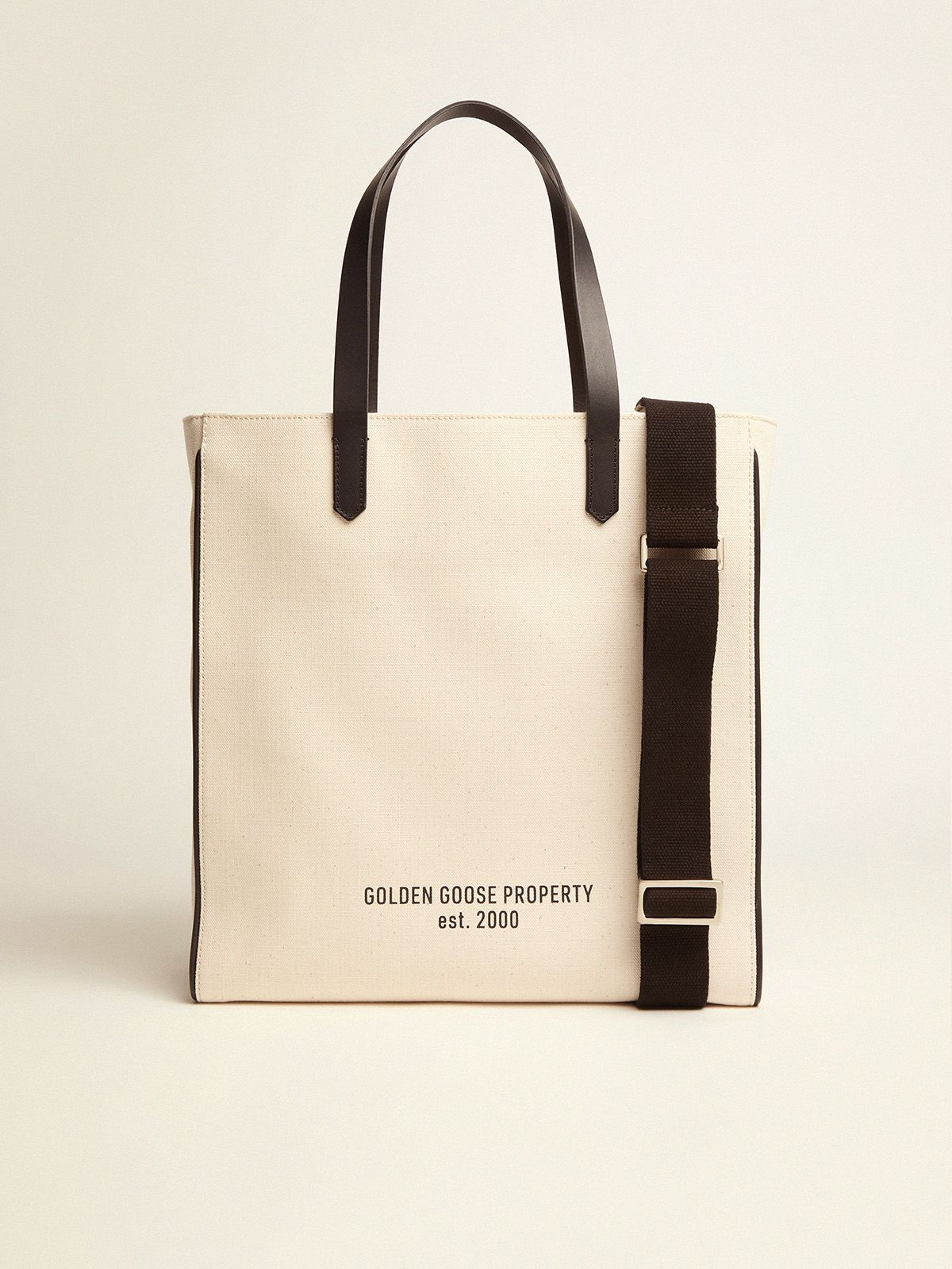 "Golden Goose - ""Golden Property"" North-South California Bag in"