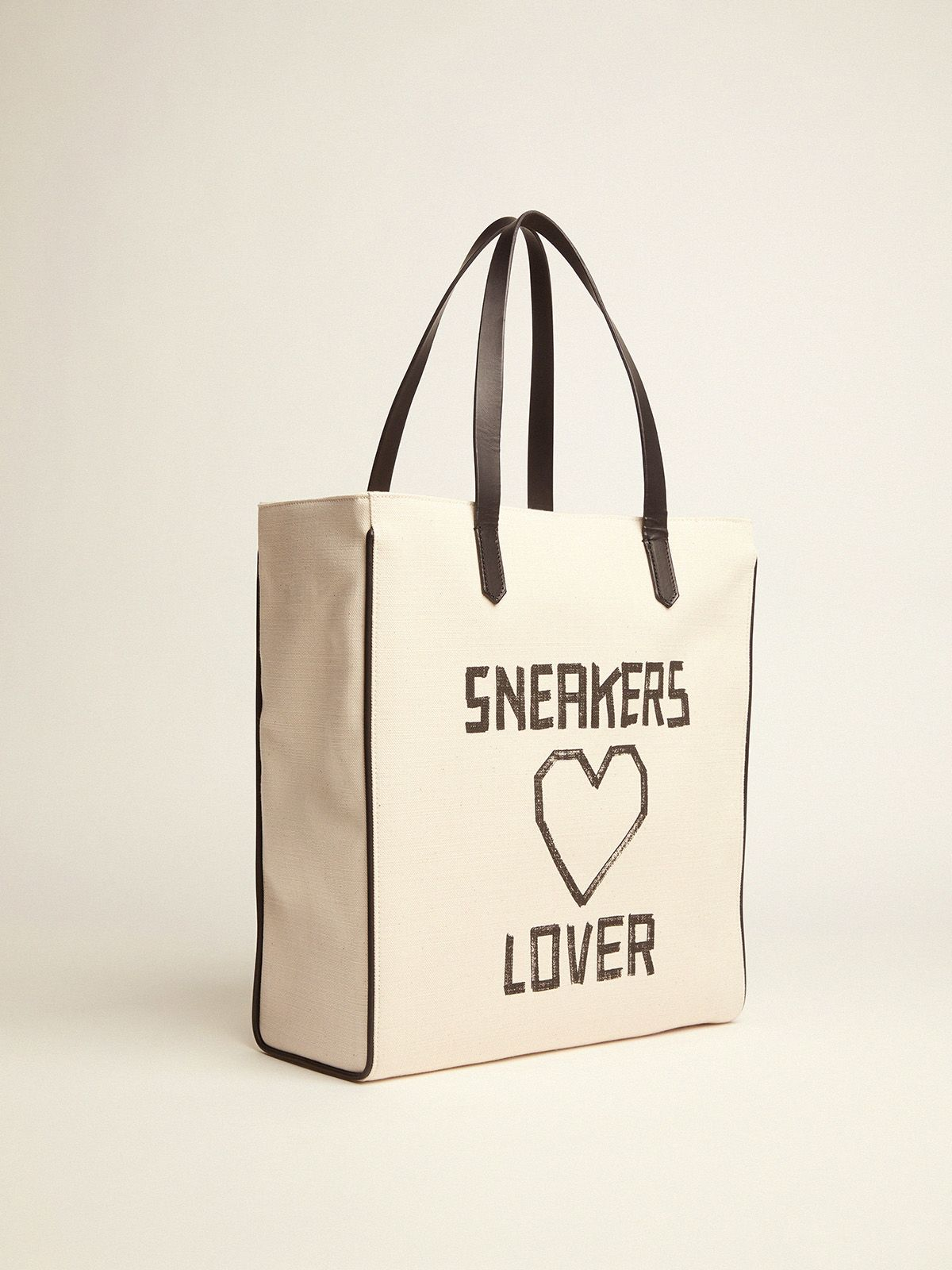 "Golden Goose - ""Sneakers Lovers"" North-South California Bag in"