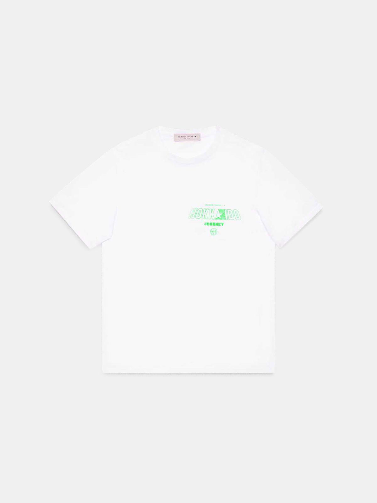 Camiseta Hokkaido Travel Guide