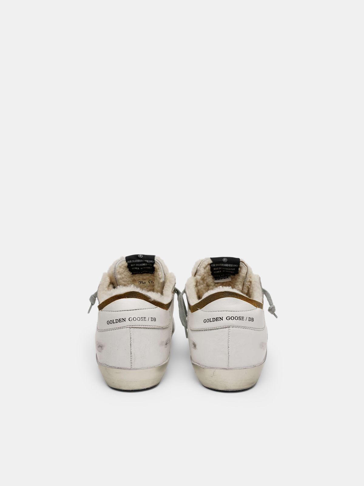 Golden Goose - Super-Star Shearling Private Edition in