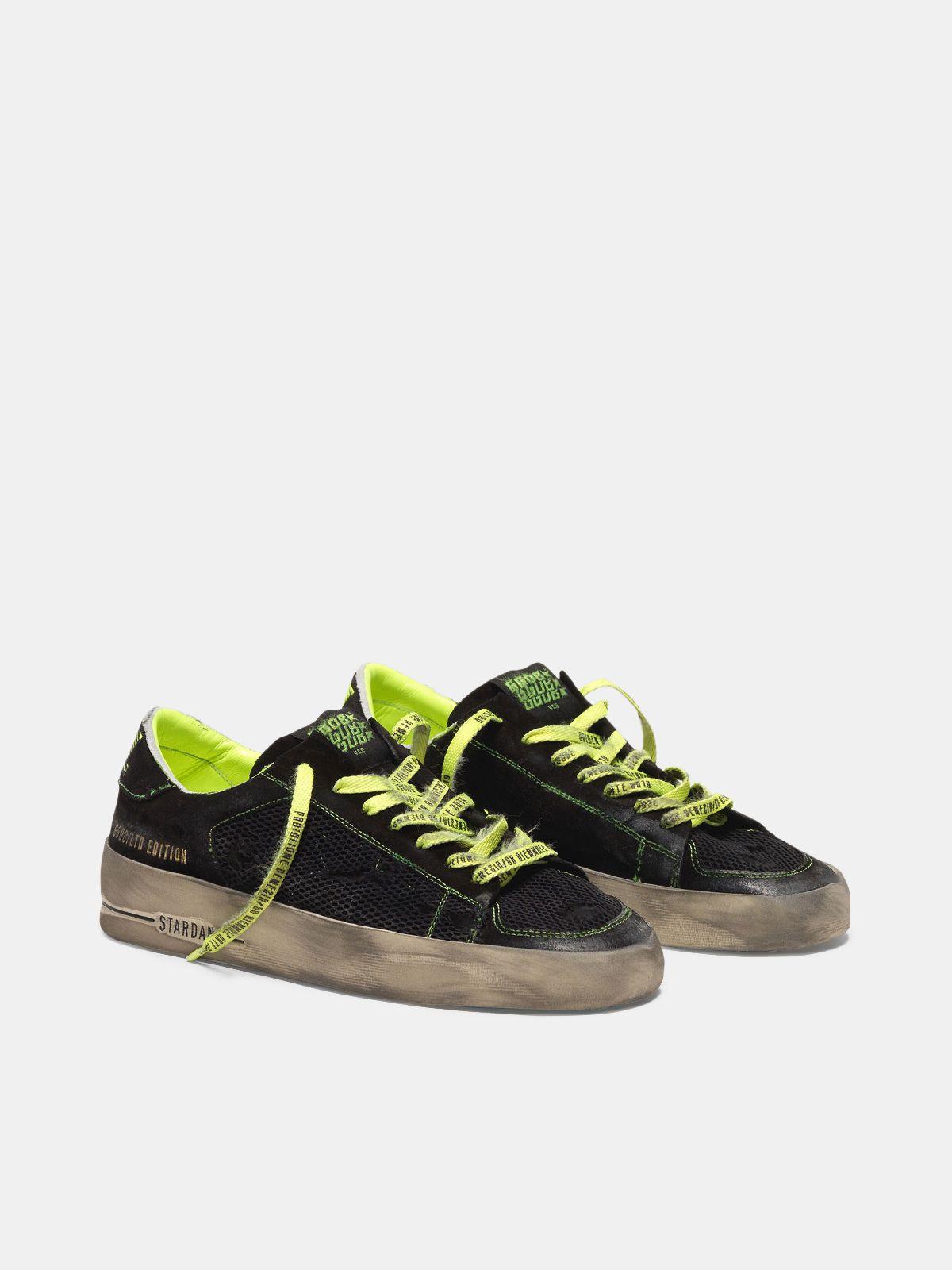 Golden Goose - Stardan Venice Biennale Sneakers  in