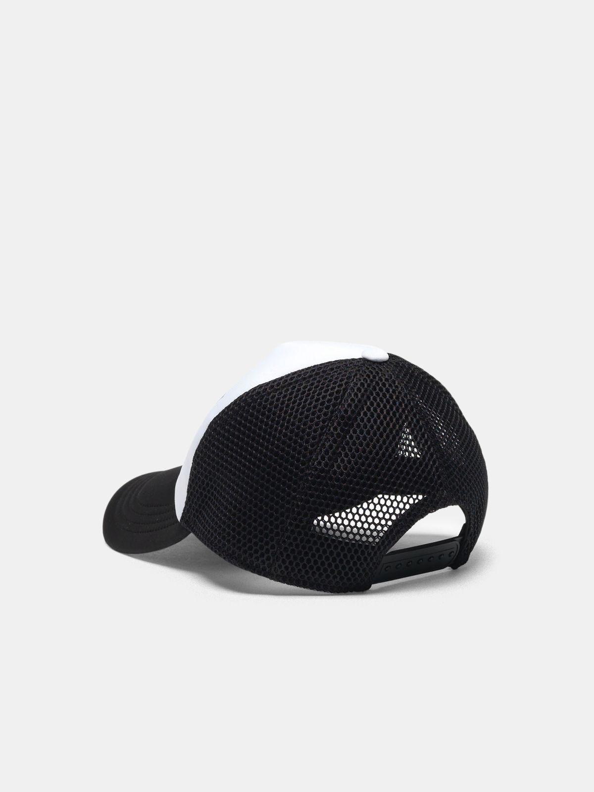 Golden Goose - Cappello da baseball Golden con logo nero in
