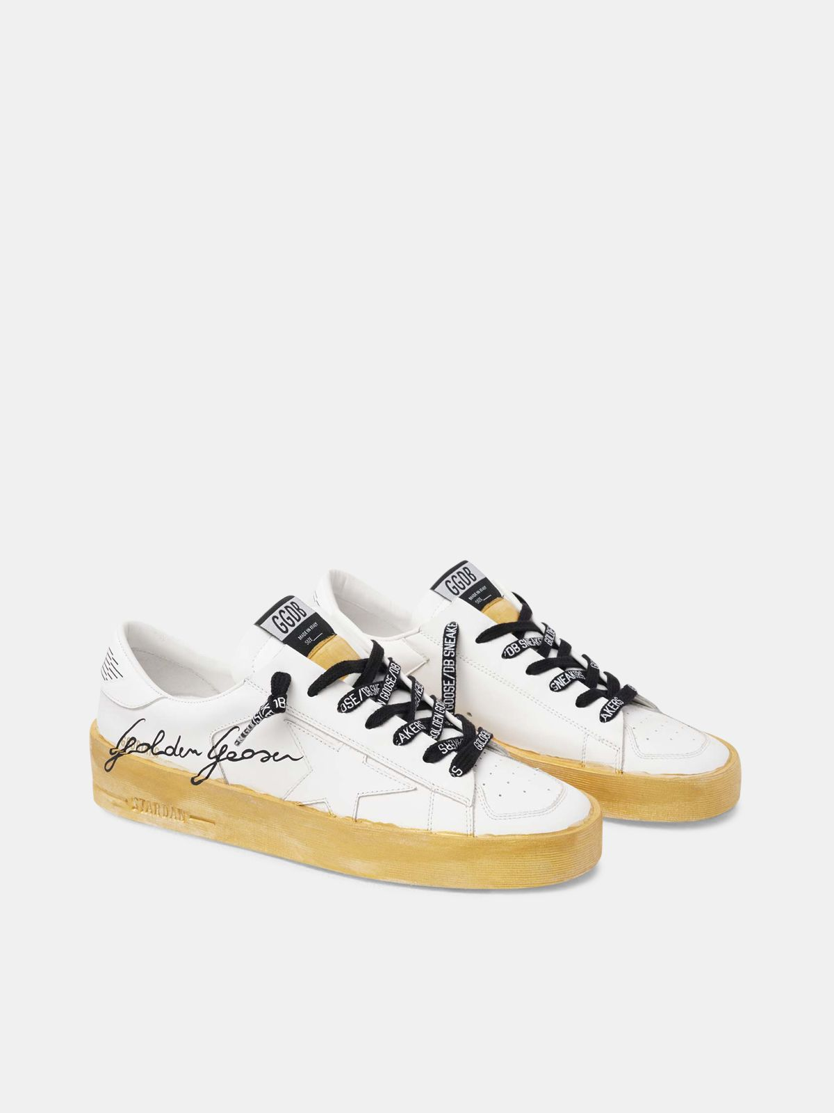 Golden Goose - Men's sneakers Stardan Limited Edition Sydney 100 in