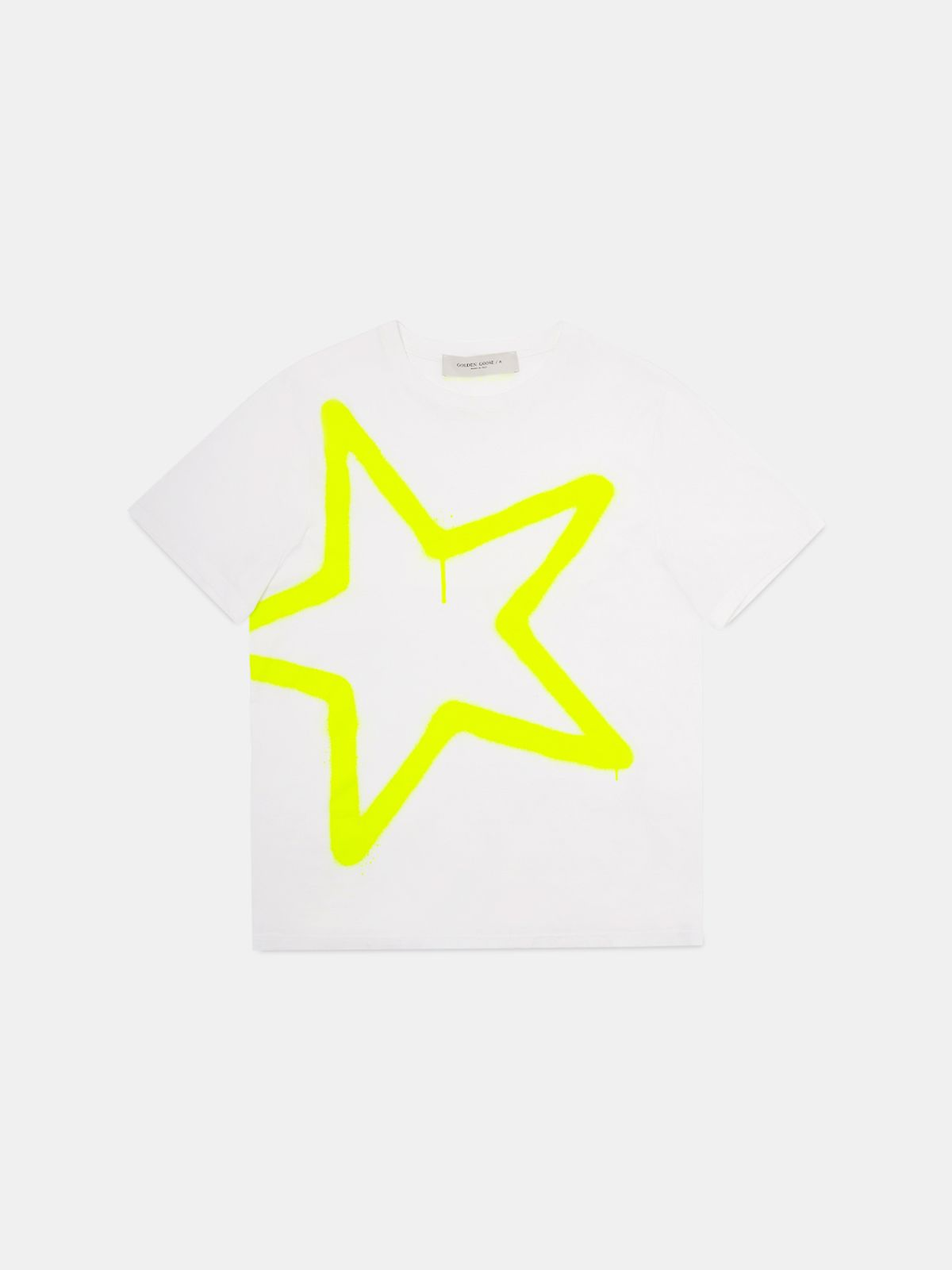 Adamo T-shirt with maxi star print