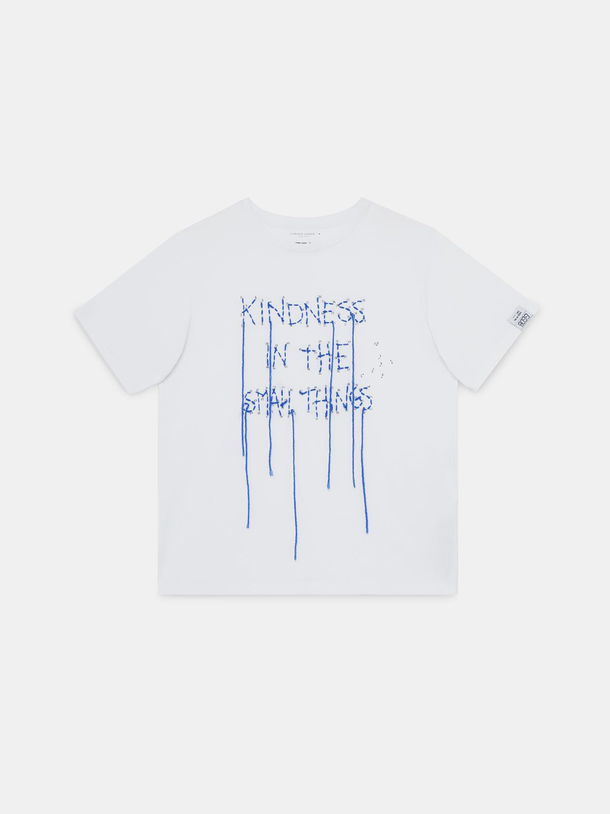 T-shirt Aira collection Dream Maker avec broderie sur le devant